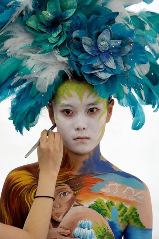 International Body Painting Festival