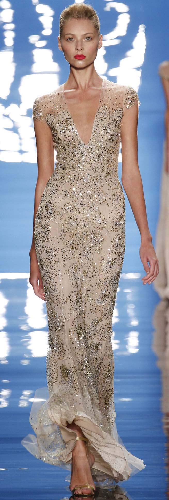 Reem Acra Spring Summer 2013 Ready-To-Wear Collection
