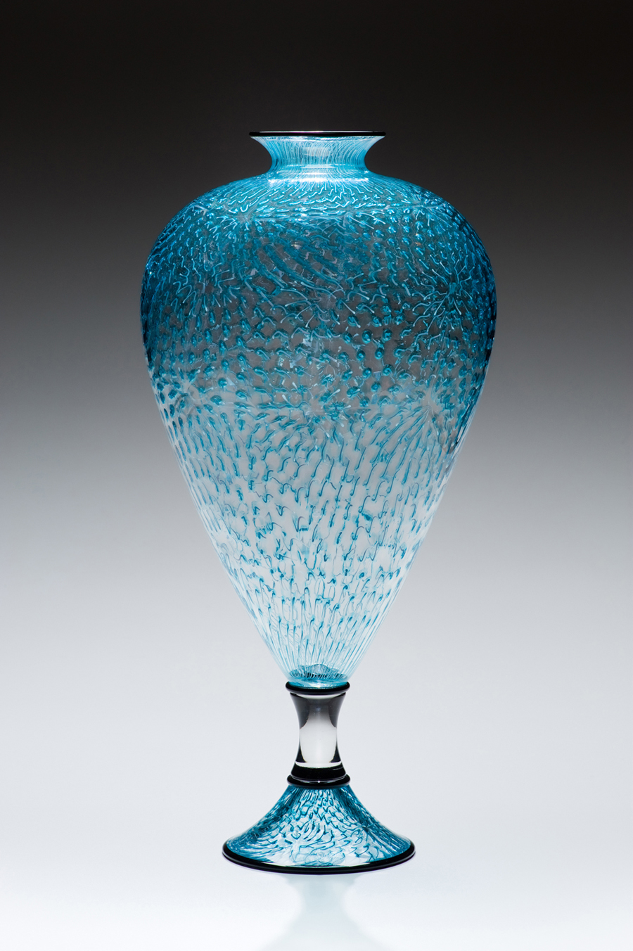 Kenny Pieper Hand Blown Art Glass
