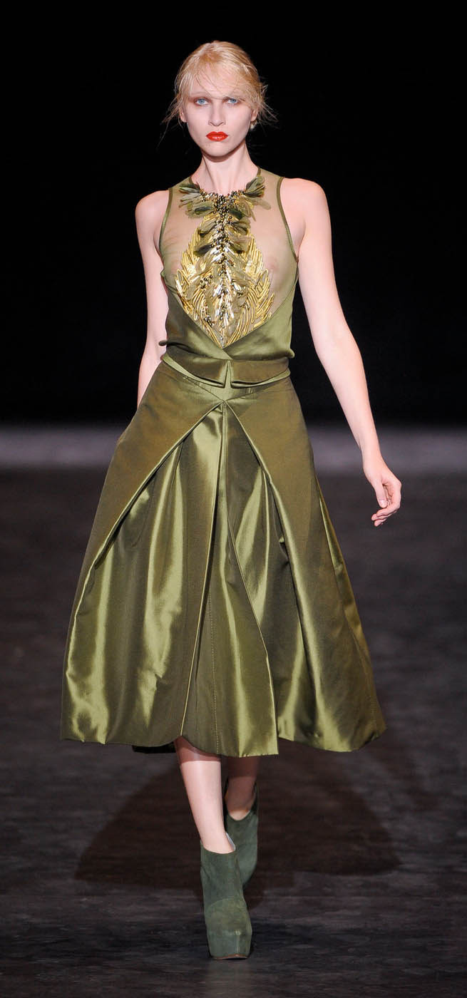 Basil Soda Paris Fashion Week Fall Winter 2013 Haute Couture Collection