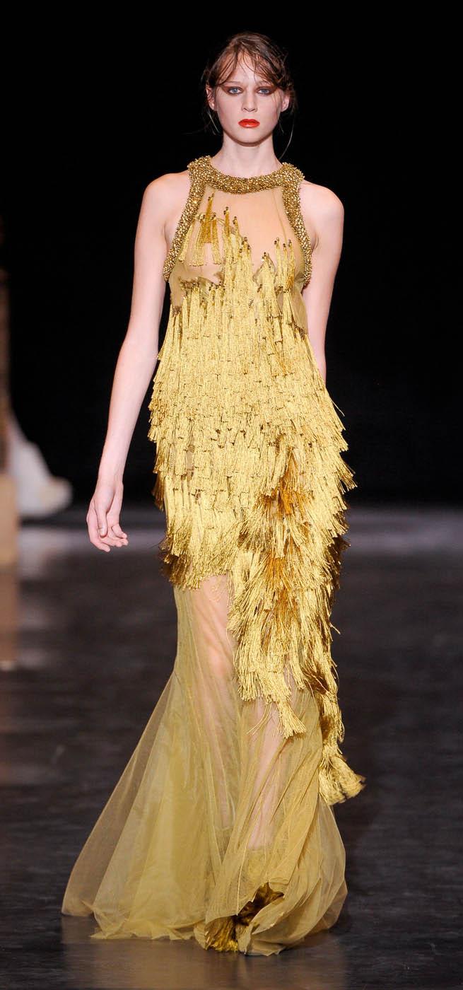 Basil Soda Paris Fashion Week Fall Winter 2013 Haute Couture Collection