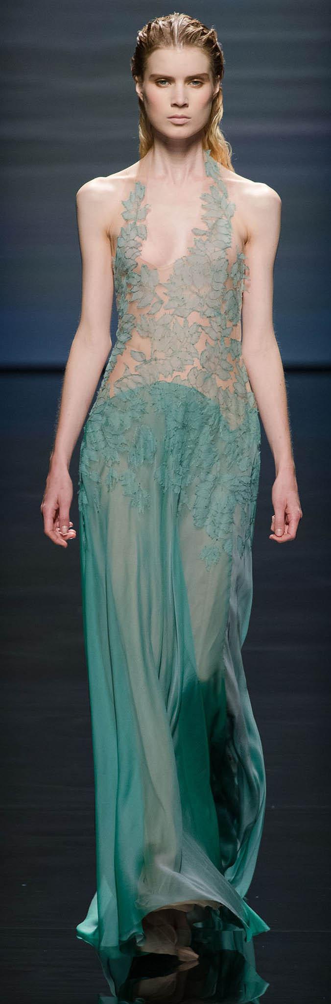 Alberta Ferretti Spring 2013