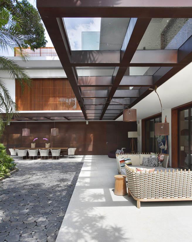 Itiquira House - Rio de Janeiro, Brazil