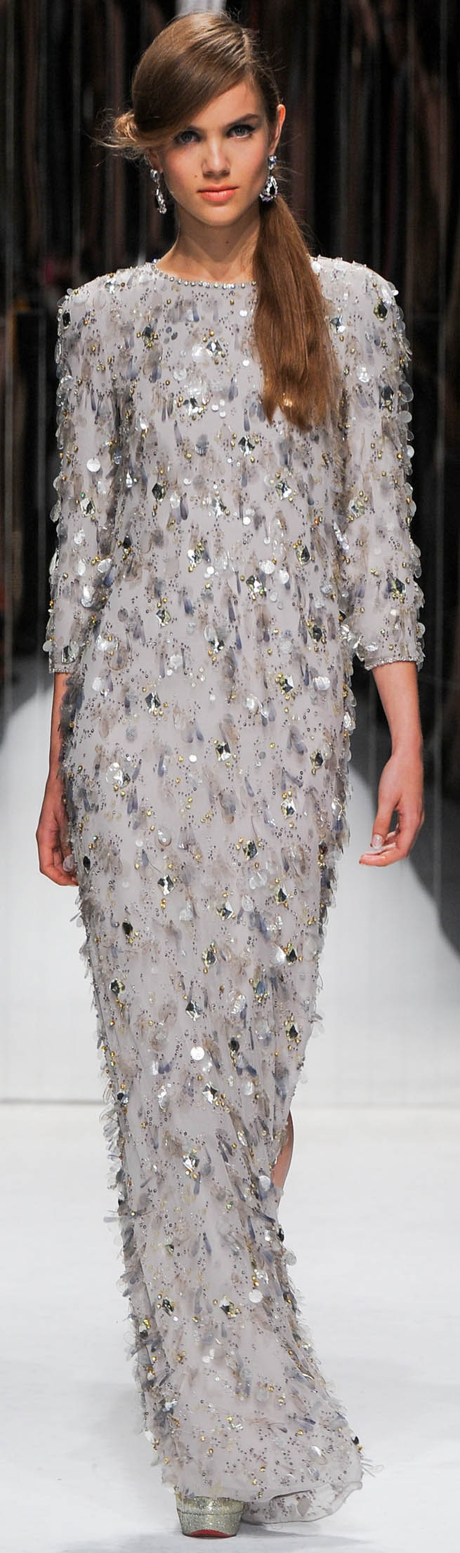 Jenny Packham Spring 2013 - Evening Gowns