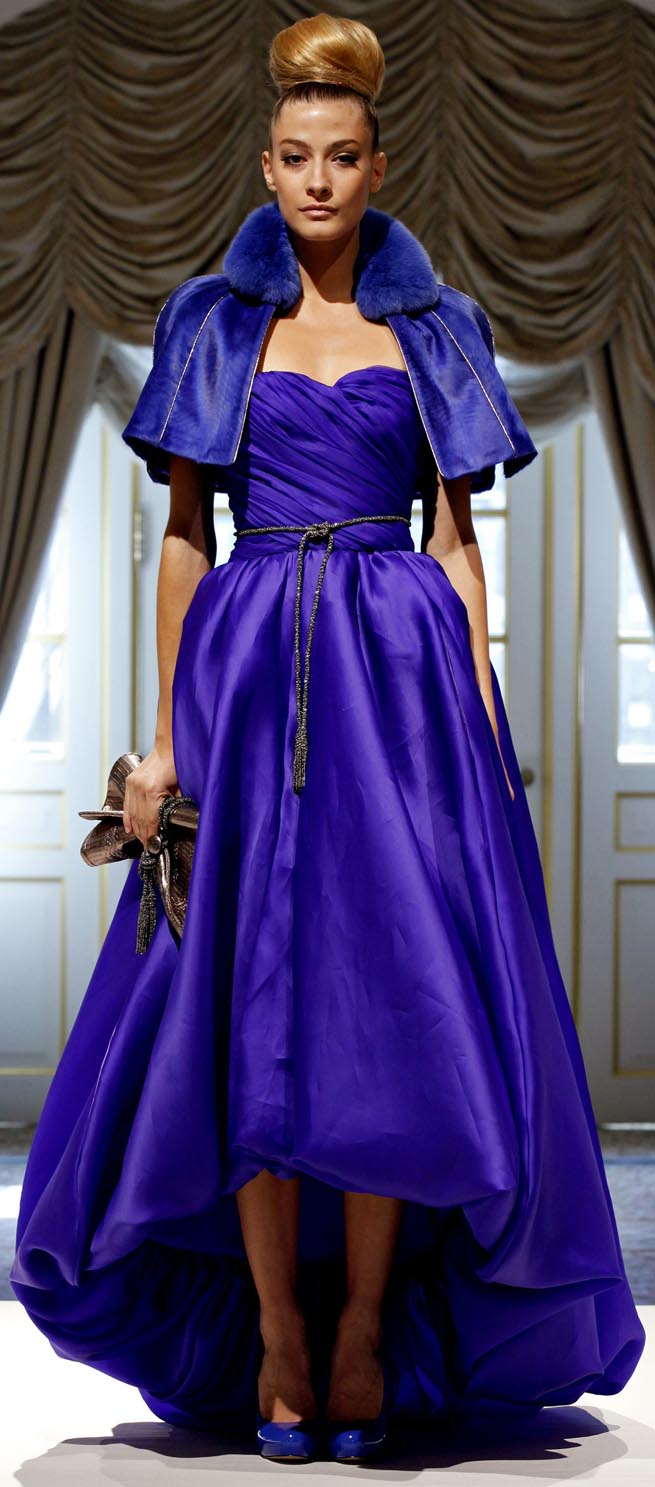 Dennis Basso Spring Summer 2013 Ready-To-Wear collection
