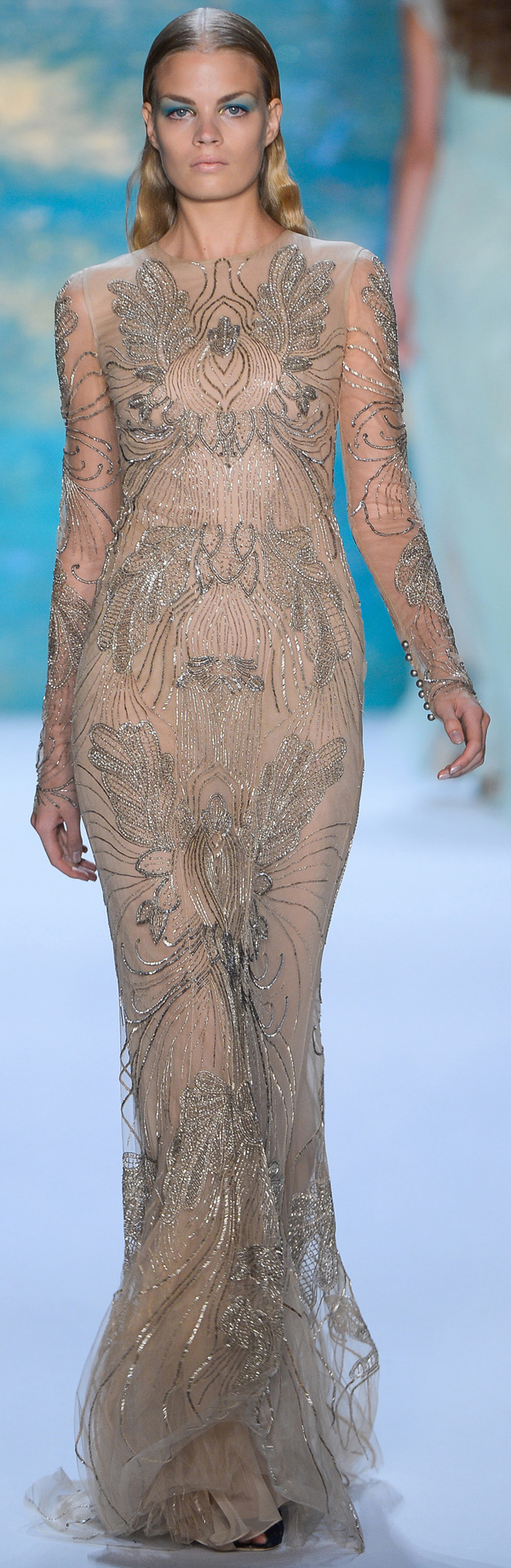 Monique Lhuillier Spring Summer 2013 Ready to Wear