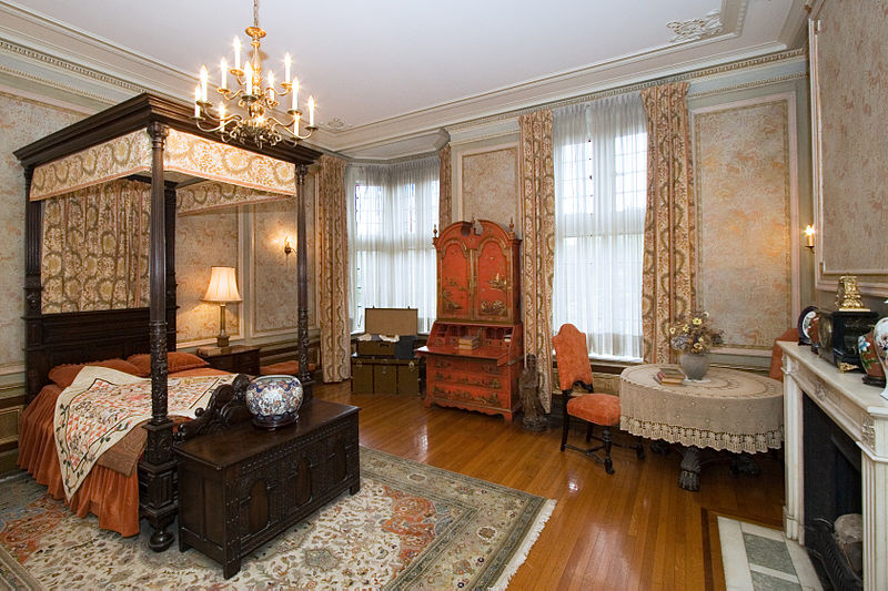 Guest Suite at Casa Loma