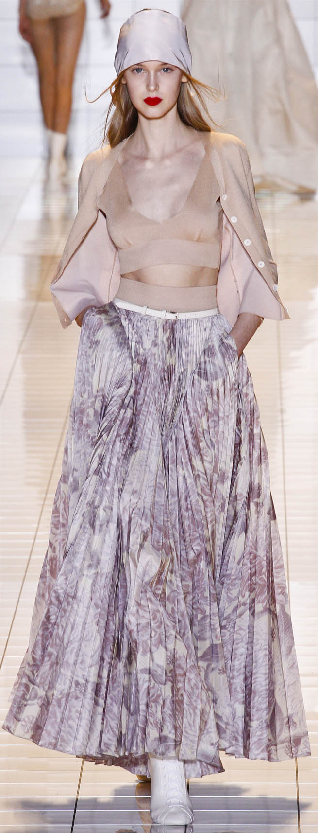 Rochas Spring Summer 2013 Ready To Wear collection