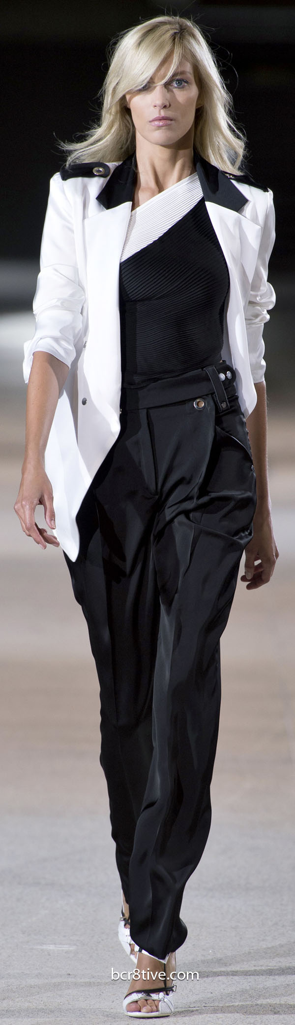 Anthony Vaccarello - Spring 2013 Ready To Wear