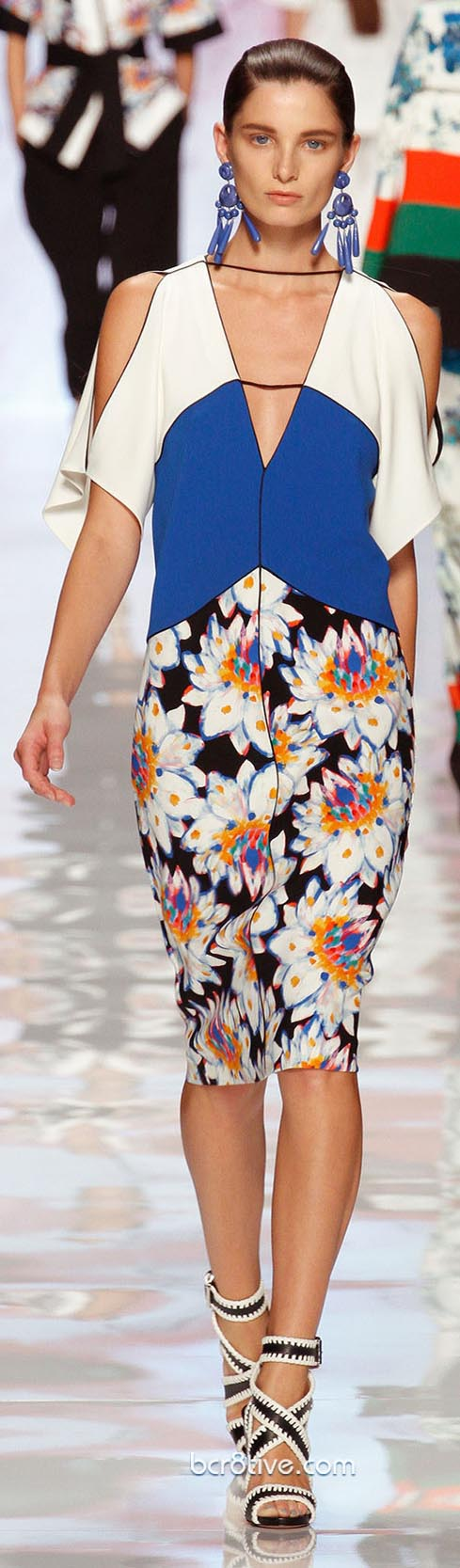 ETRO Spring Summer 2013 Ready To Wear collection