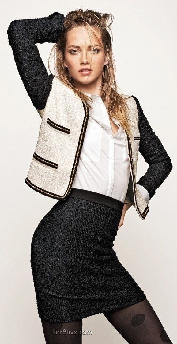 Karmen Pedaru From the Mango 2012 Winter Collection