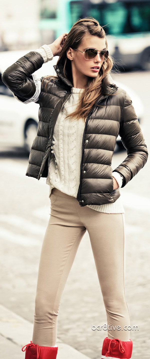 Madison Headrick From the Mango 2012 Winter Collection