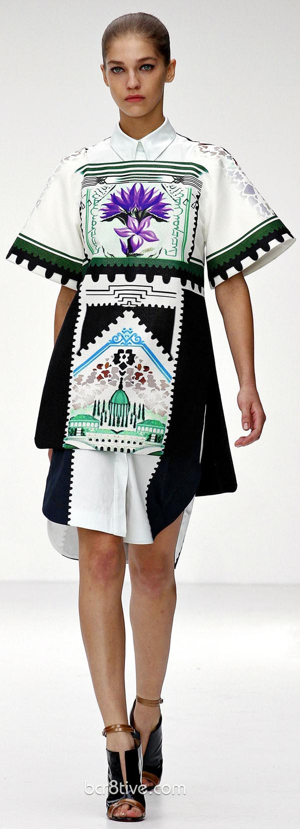 Mary Katrantzou Spring Summer 2013