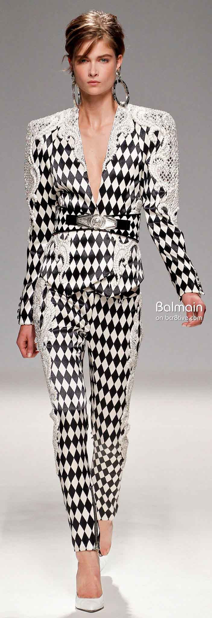 Balmain Spring Summer 2013 Ready to Wear