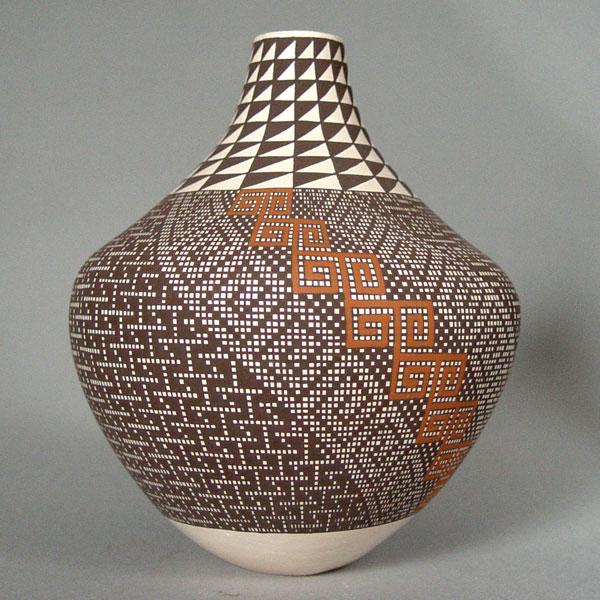 Acoma Pottery, FREDERICA ANTONIO