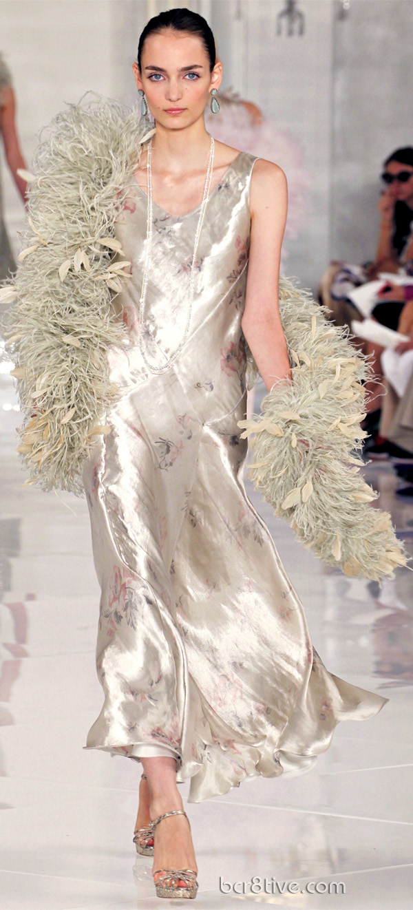 Ralph Lauren Spring Summer 2012 Ready to Wear