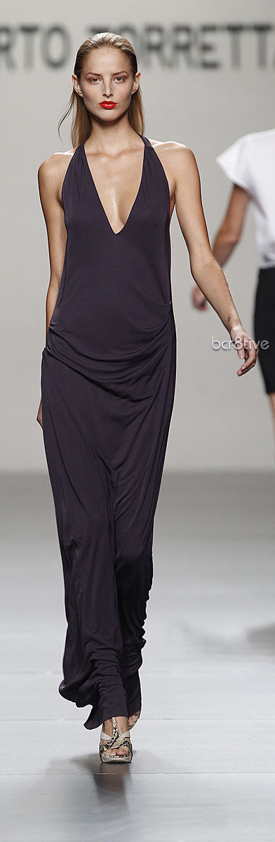 Roberto Torretta Spring Summer 2012 Ready to Wear