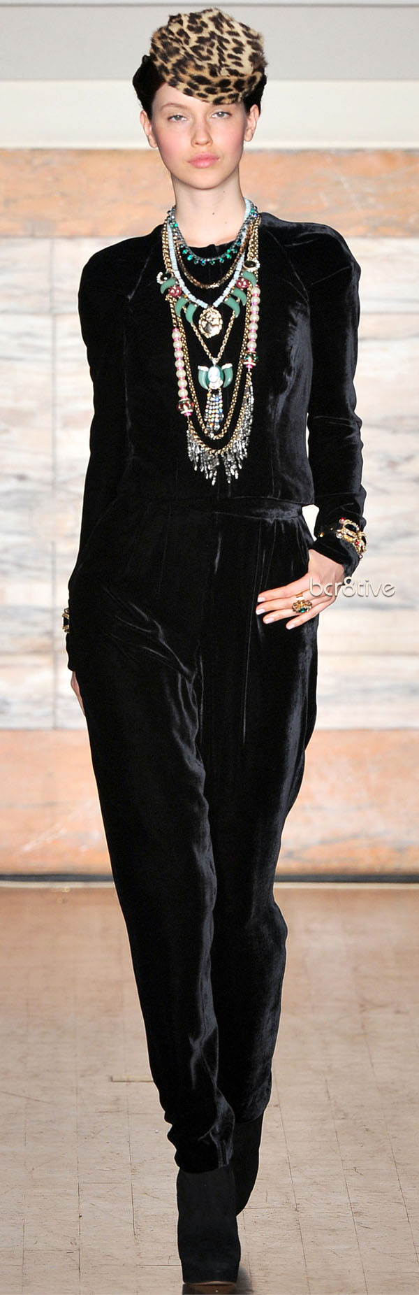 Temperley London Fall Winter 2012-13 Collection _015