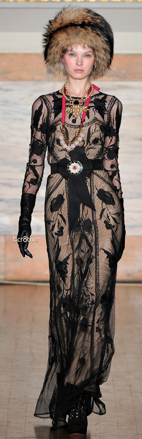 Temperley London Fall Winter 2012-13 Collection _031