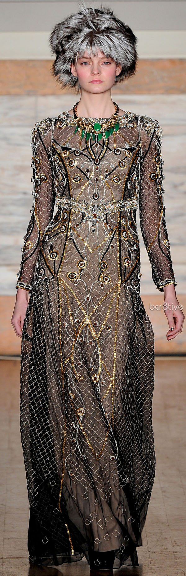 Temperley London Fall Winter 2012-13 Collection _035