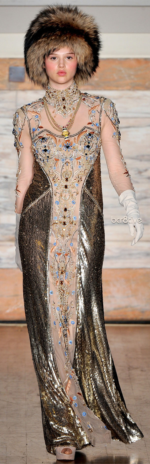 Temperley London Fall Winter 2012-13 Collection _037