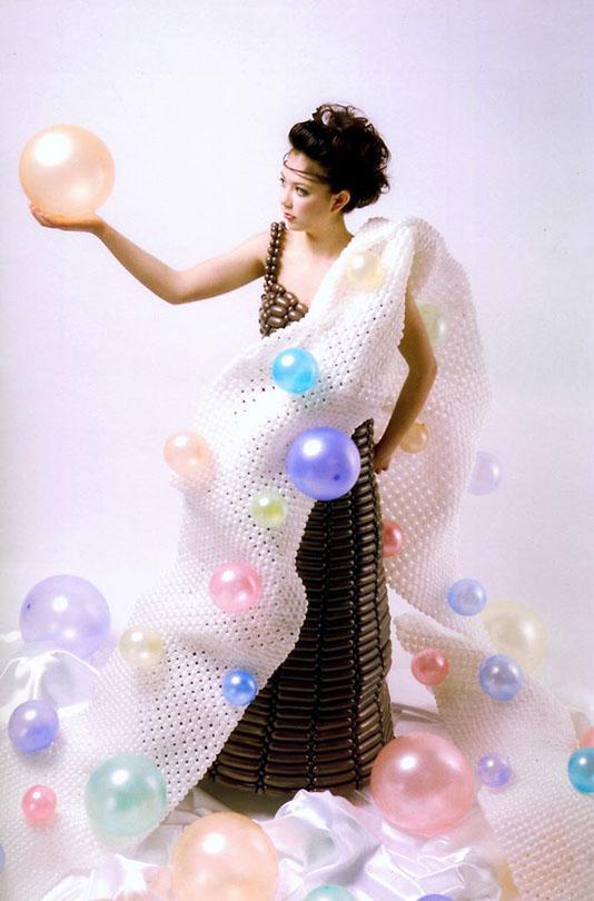 Daisy Balloon Fashions - Rie Hosokai & Takashi Kawada