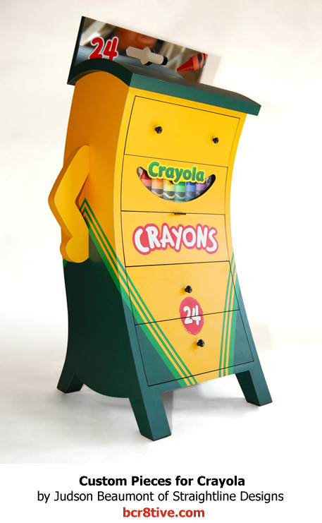 Judson Beaumont Furniture = Crayola Dresser