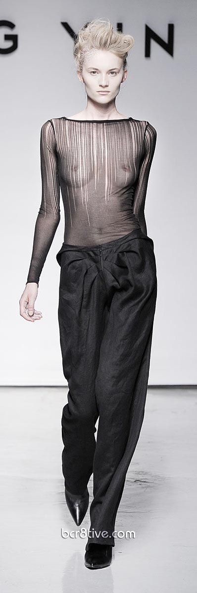 Yiqing Yin Fall Winter 2011