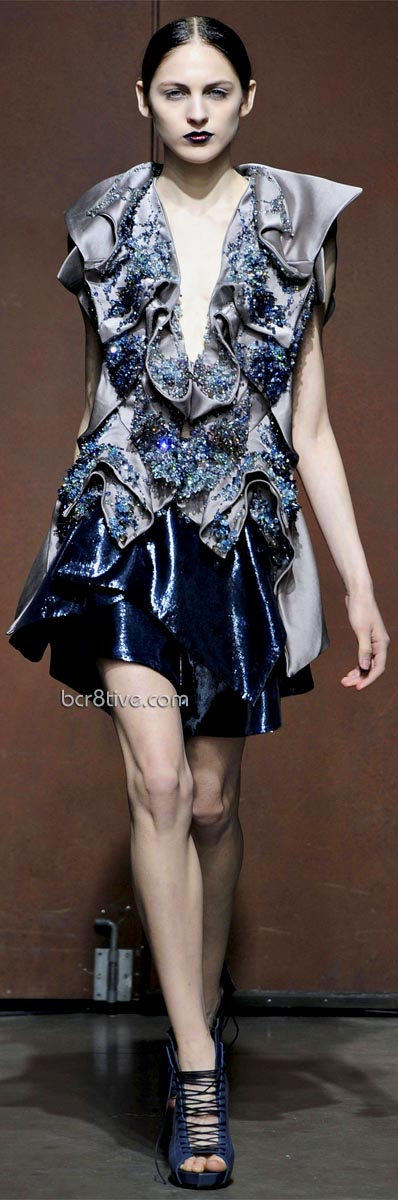 Yiqing Yin - The New Designer Face of Swarovski Elements New Global Advertising Campaign