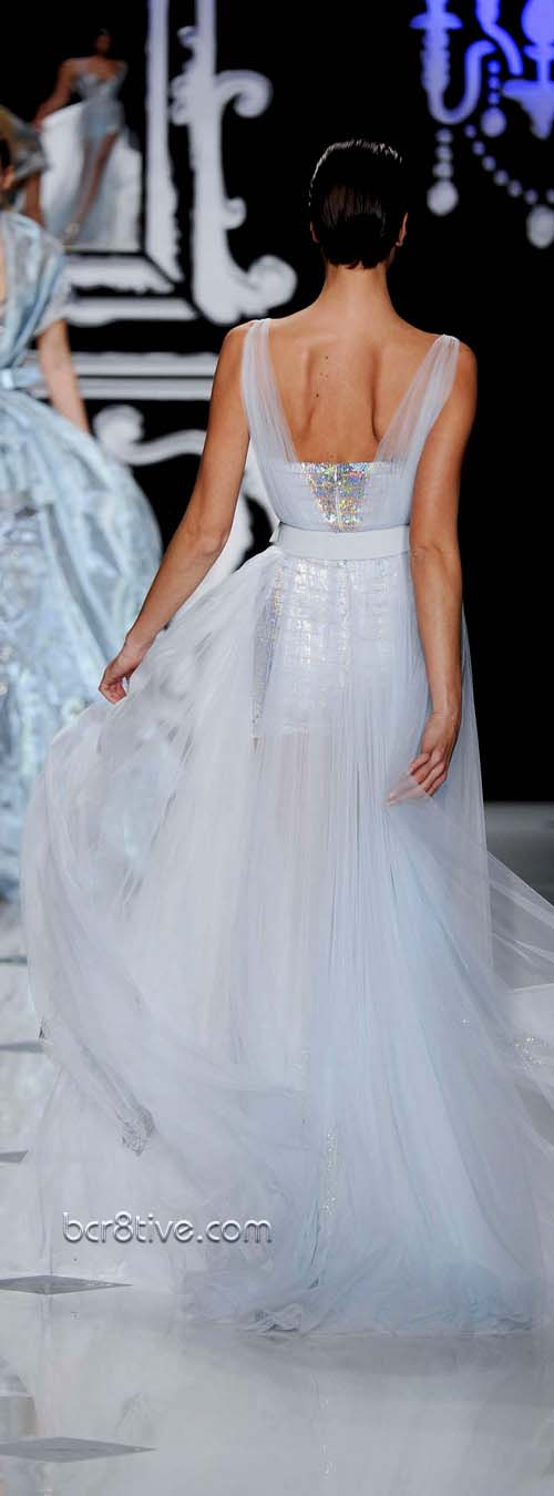 Abed Mahfouz Couture - SS 2012-13