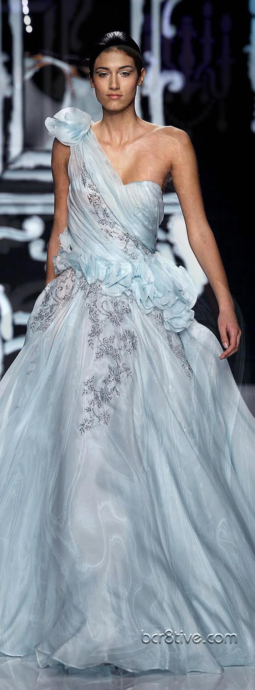 Abed Mahfouz Couture Spring 2012
