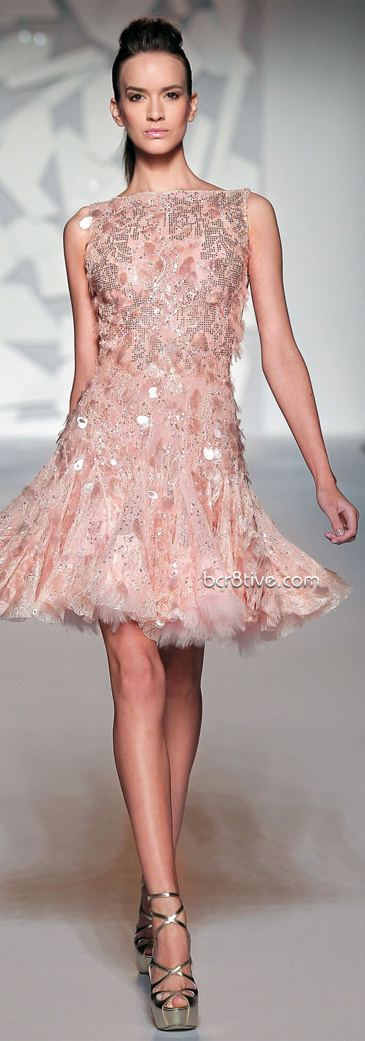 Abed Mahfouz Fall Winter 2012-13 Couture