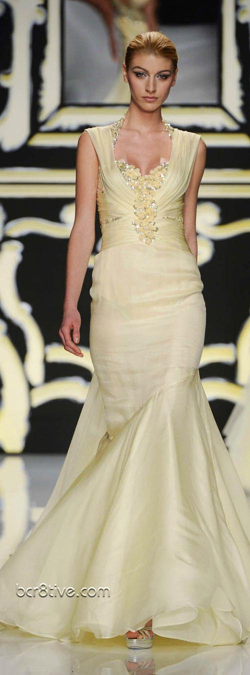 Abed Mahfouz Couture – Spring Summer 2012 – 2013 Collection