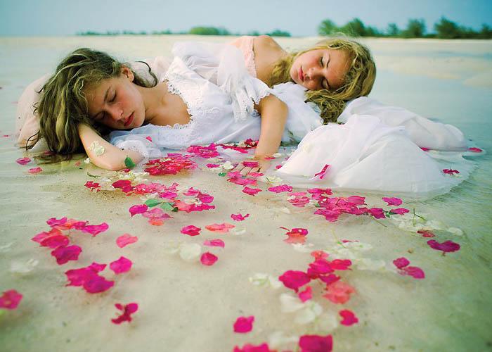 Elena Kalis Underwater Photography - Petals