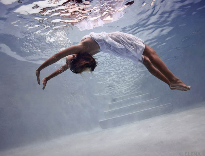 Elena Kalis Underwater Photography - Floating
