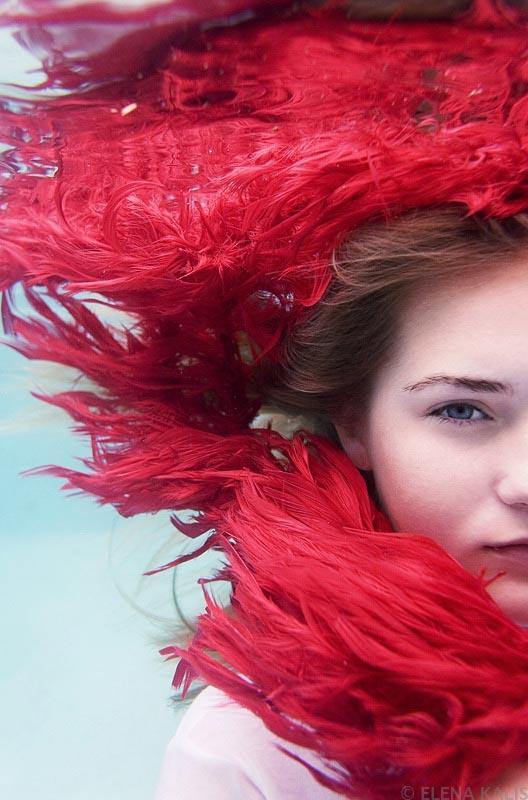 Elena Kalis Underwater Photography - Claire