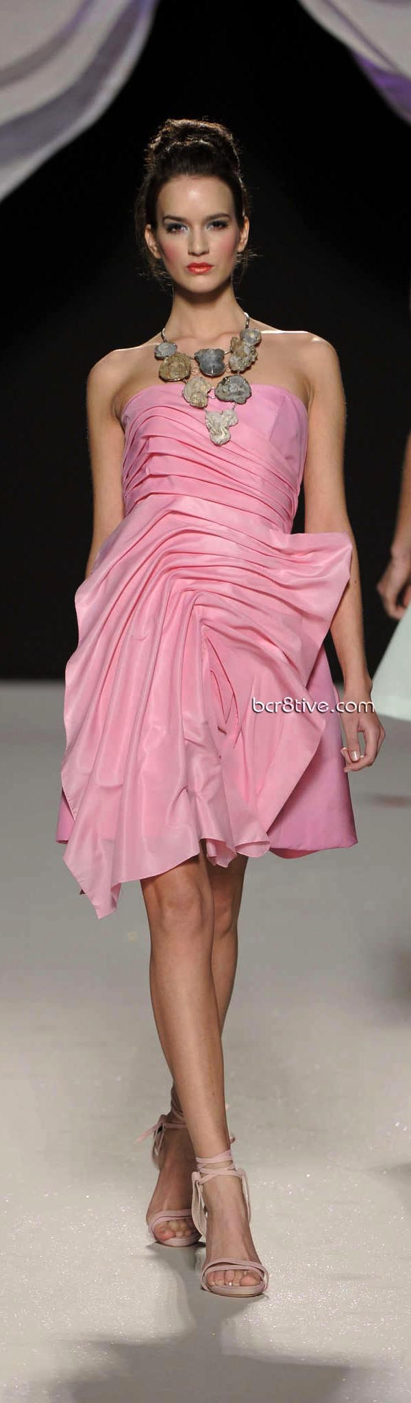 Gattinoni Spring Summer 2010 Couture