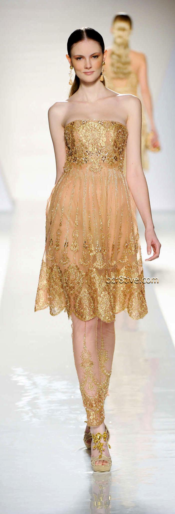 Fausto Sarli Spring Summer 2012 Couture