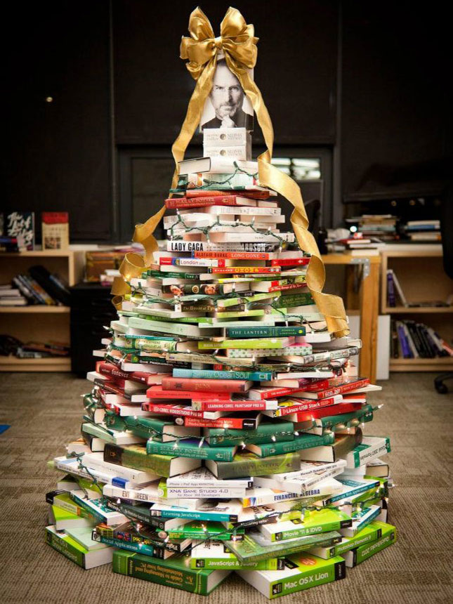 Book Tree Steve Jobs