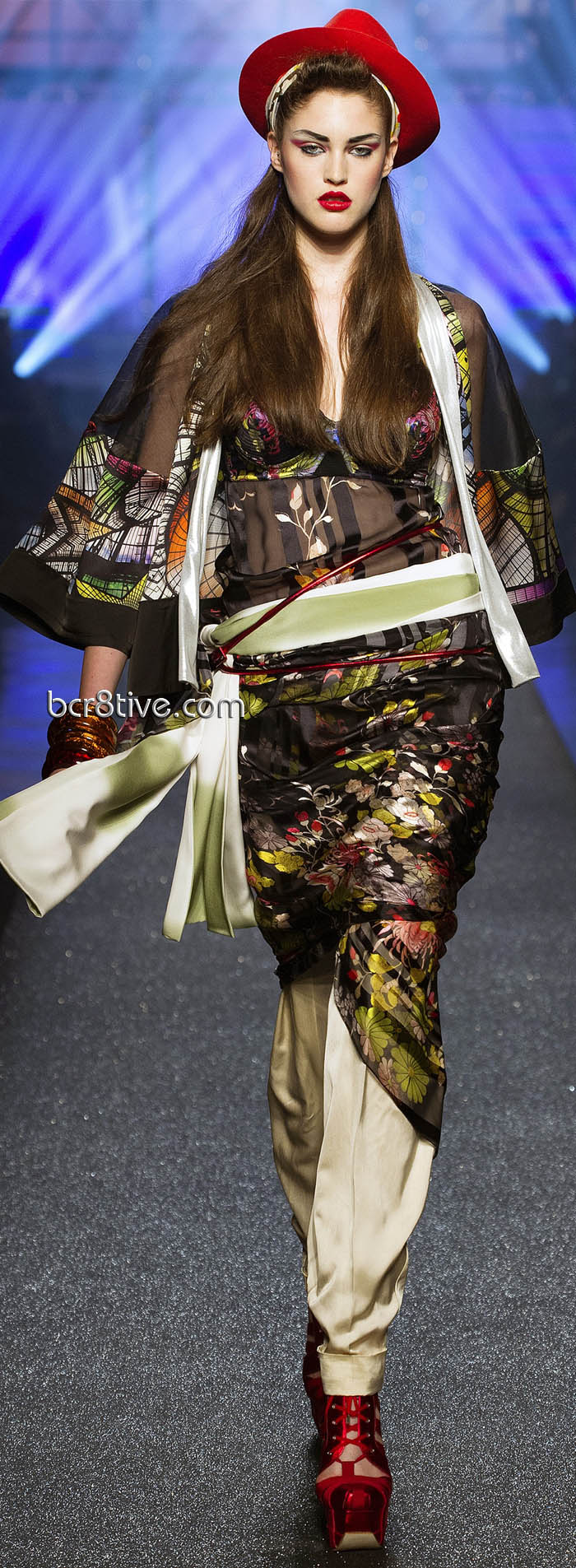 Jean Paul Gaultier Spring Summer 2013 Ready to Wear