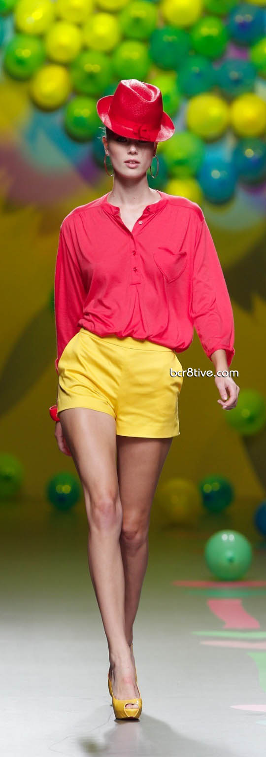 Agatha Ruiz de la Prada SS 2011-12