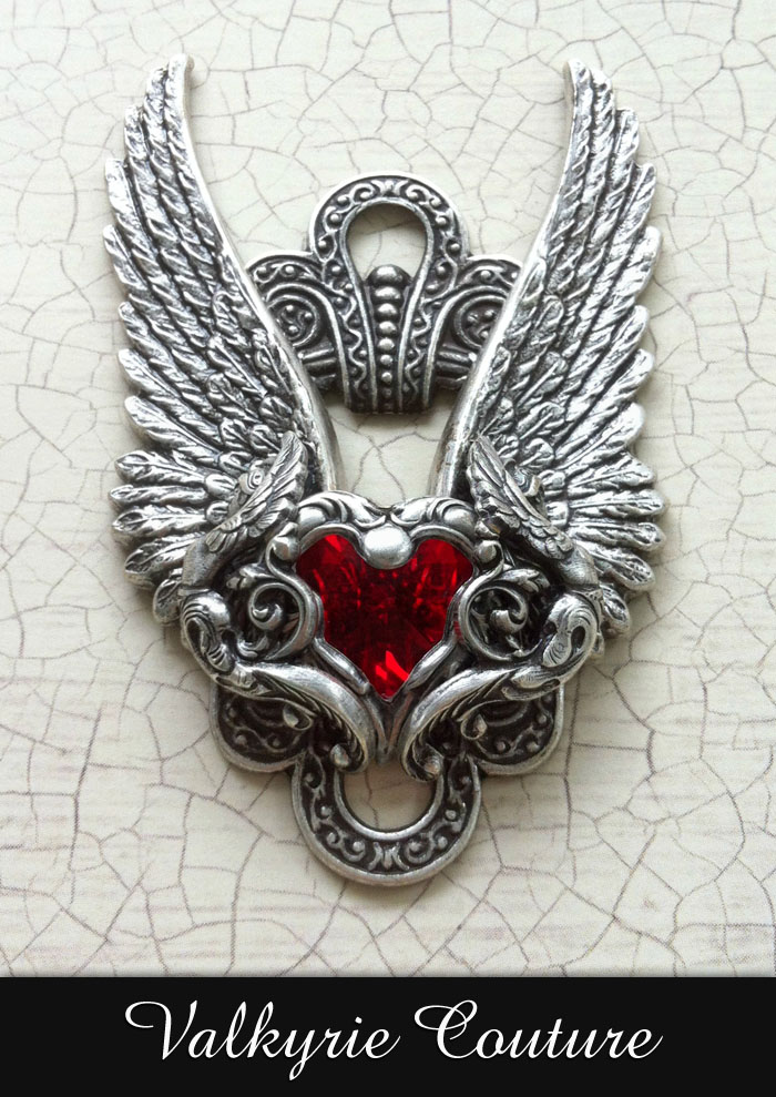 Valkyrie Heart - Wings of Love by Valkyrie Couture