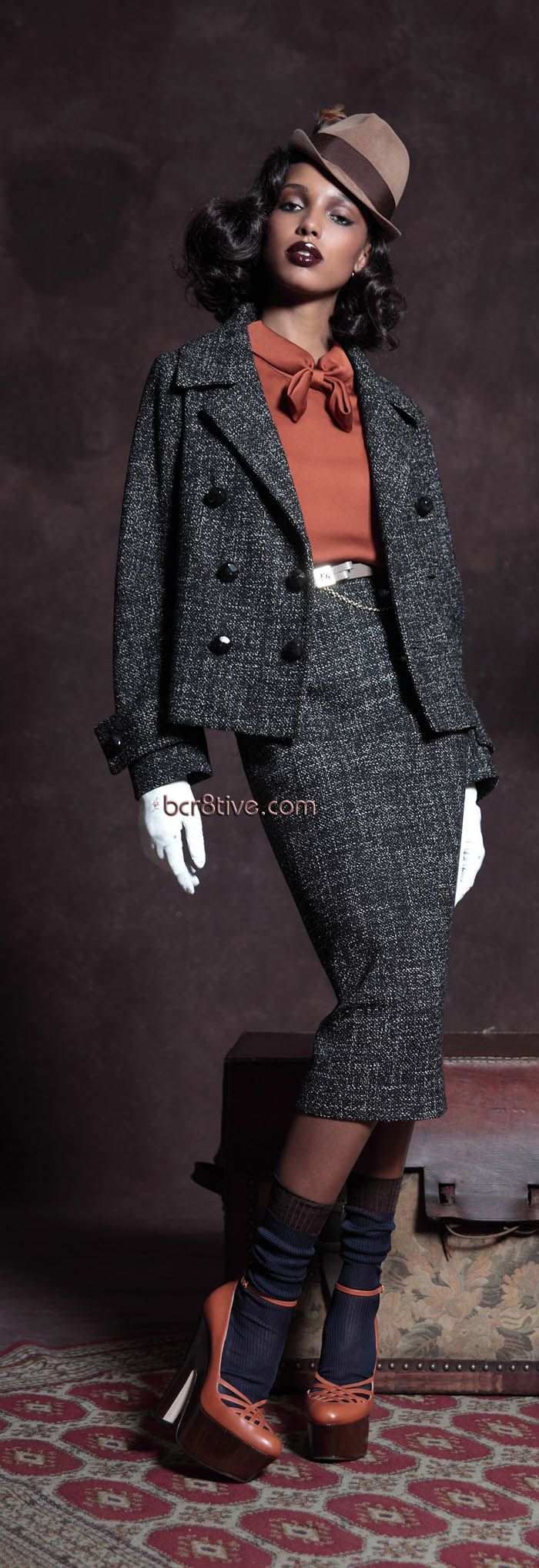 DSquared2 Pre-Fall 2013 Collection