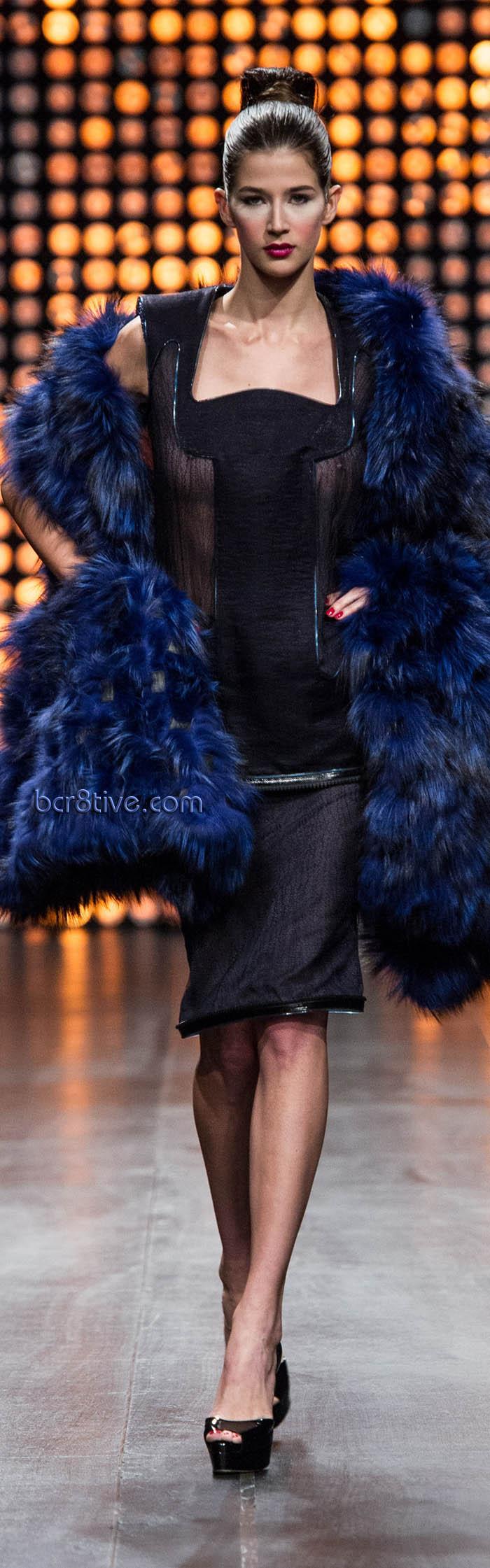 Julien Fournié Fall Winter Couture 2013