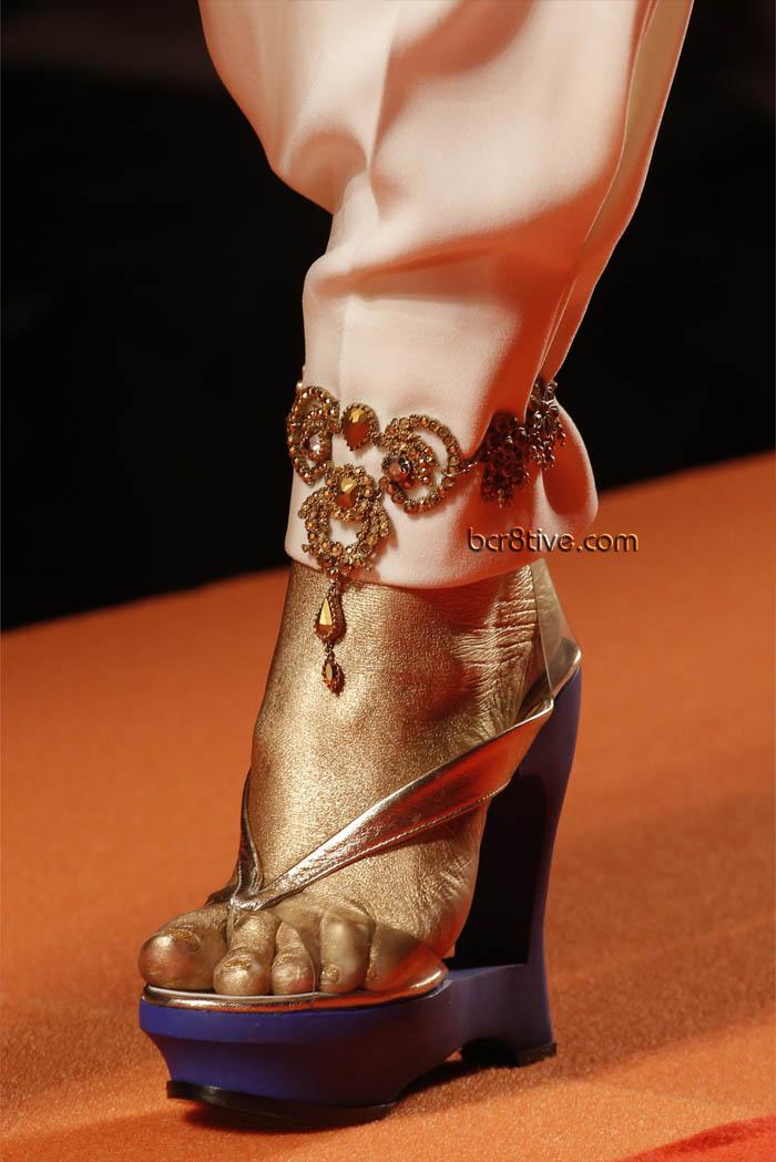 Jean Paul Gaultier 2013 Spring Summer Haute Couture - Details