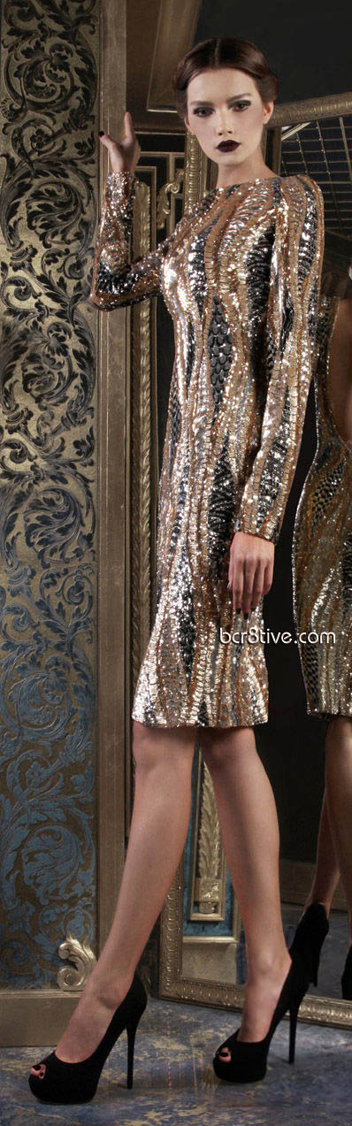 Rami Kadi Couture Fall 2012-13