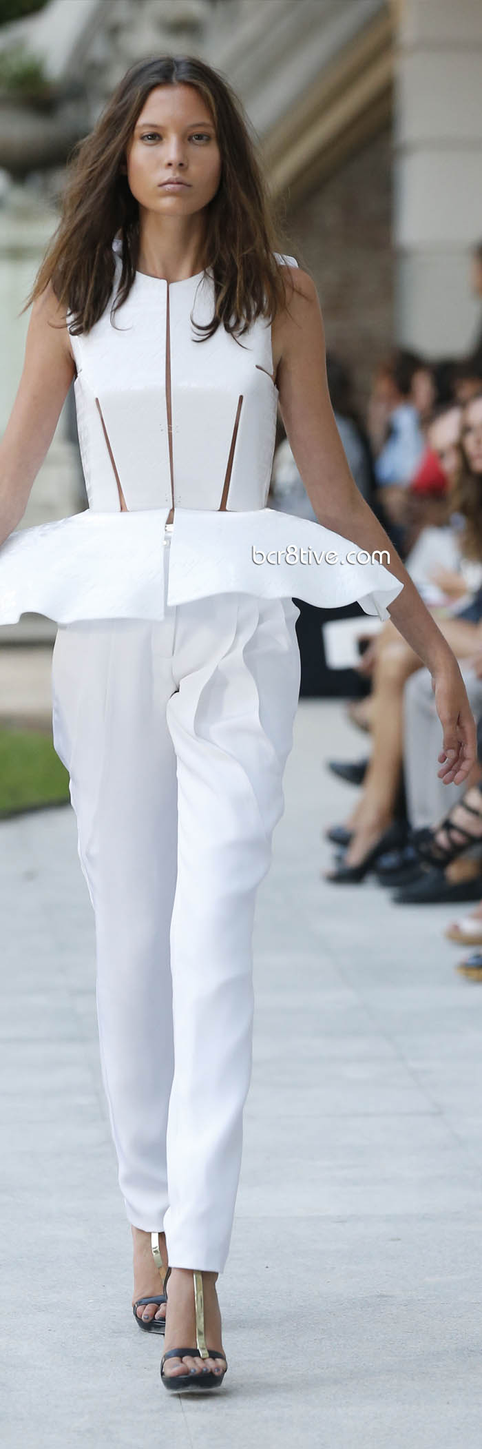 Alvarno Spring Summer 2012 Mercedes-Benz Fashion Week