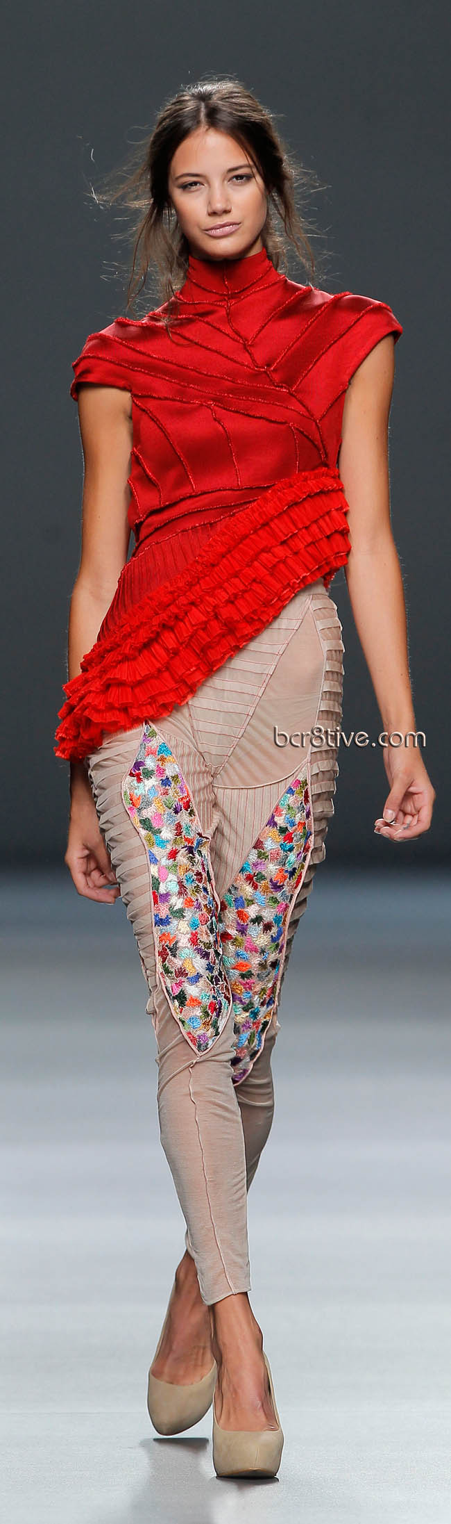 Ana Balboa Spring Summer 2012 Mercedes-Benz Fashion Week Madrid