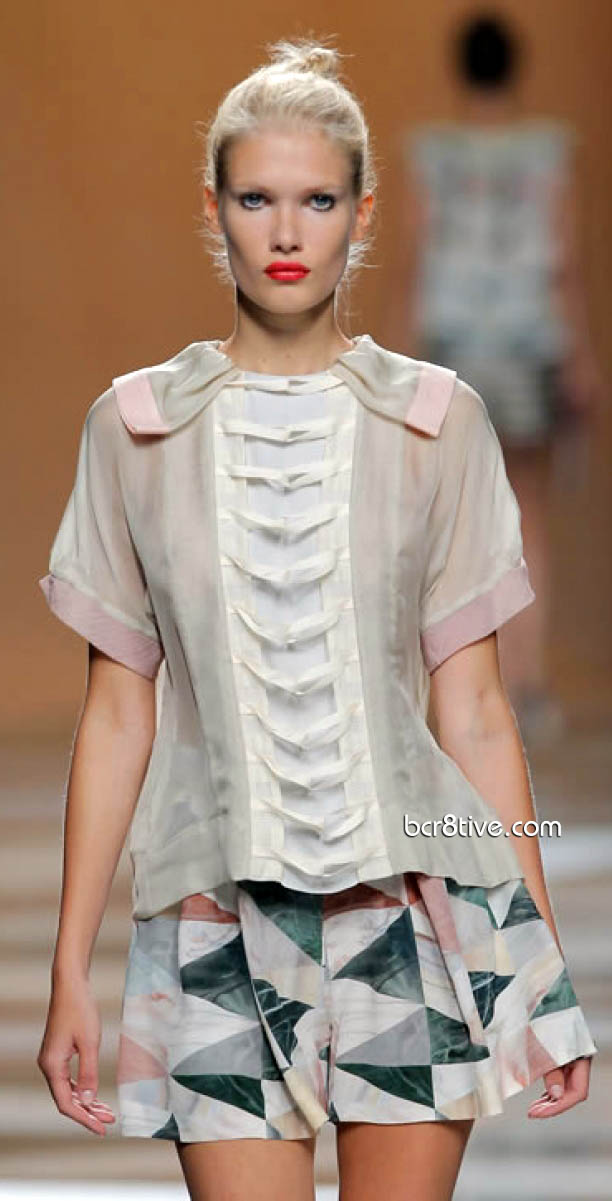 Ailanto Spring Summer 2012 Mercedes-Benz Fashion Week