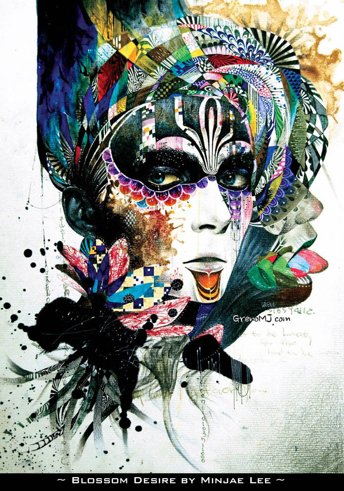 Blossom Desire by Minjae Lee